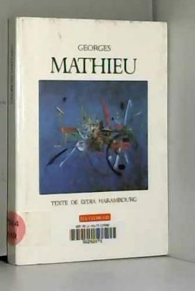 Georges Mathieu (livre non...