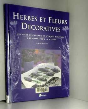 Herbes et fleurs décoratives