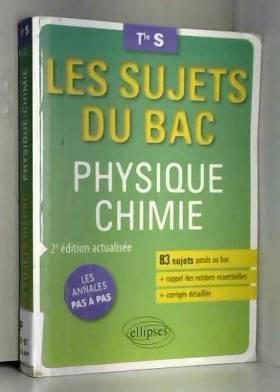 Pascal Clavier - Physique-chimie - Terminale S enseignements spécifique et de spécialité - 2e édition actualisée