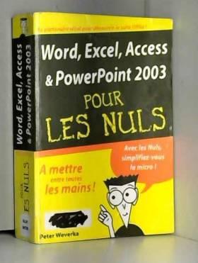Word, Excel, PowerPoint...