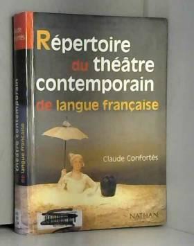 Repertoire du theatre...