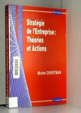 Stratégie de l'Entreprise :...