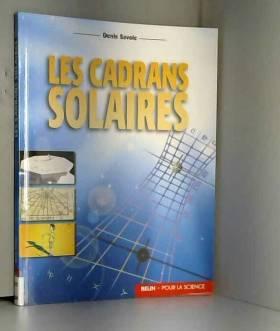 Les cadrans solaires