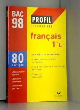 Français, 1re L : 80...