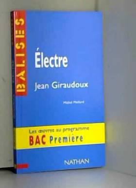 Electre, Jean Giraudoux