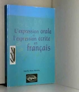 L'expression orale et...