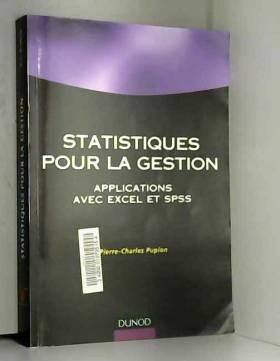 Statistiques pour la...
