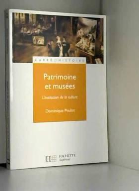 Patrimoine et musées :...