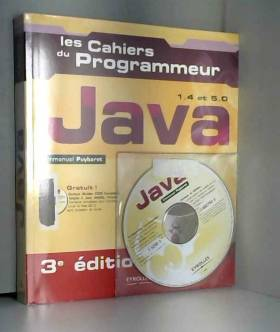 Java 1.4 et 5.0 (1Cédérom)
