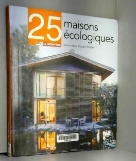 25 maisons écologiques