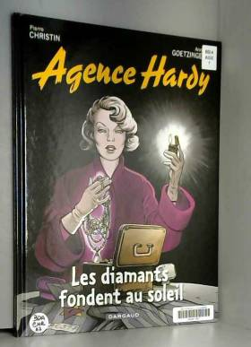 Agence Hardy - tome 7 - Les...