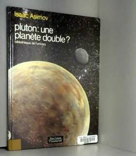 Pluton, une planète double?