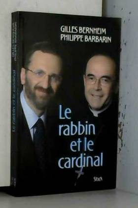 Le rabbin et le cardinal :...