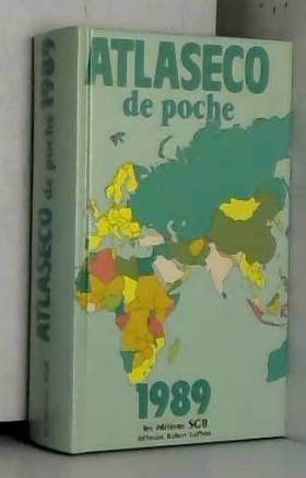 Collectif - Atlaseco de poche 1989