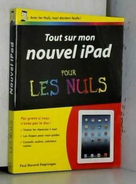 Tout sur mon Nouvel iPad...
