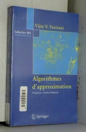 Algorithmes d'approximation