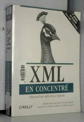 XML en concentré : Manuel...