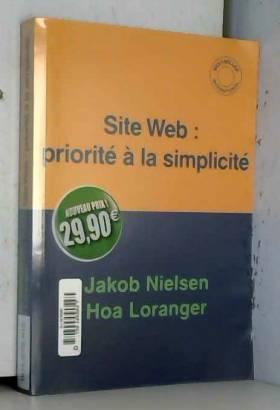 Site Web Priorité à la...