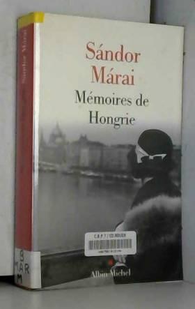 Mémoires de Hongrie