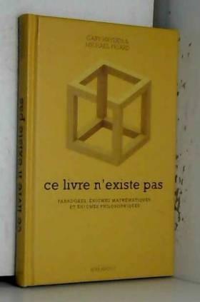 Ce livre n'existe pas :...