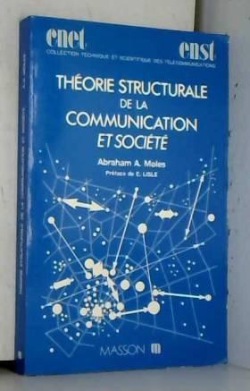 Théorie structurale de la...