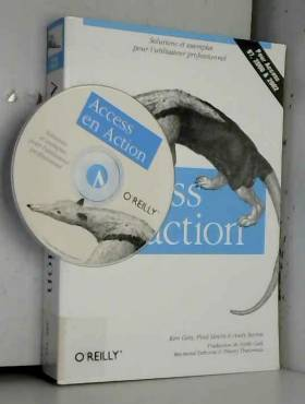Access en action. Avec CD-ROM