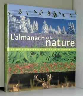 L'almanach de la nature