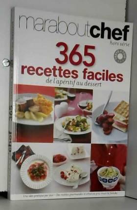 365 recettes faciles de...