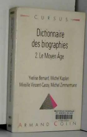 Dictionnaires des...