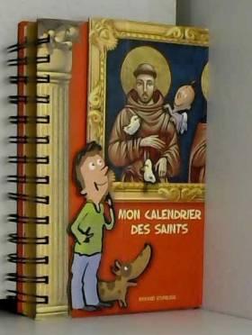 Mon calendrier des saints
