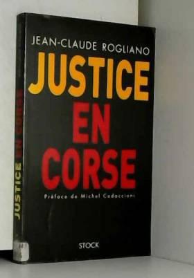 Justice en Corse