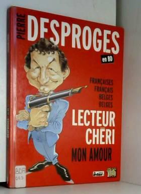 Pierre Desproges en BD :...