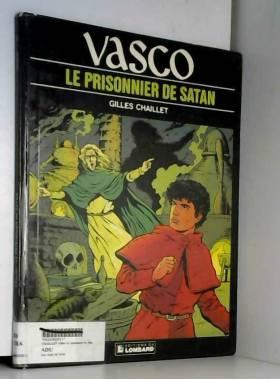 Vasco, n° 2 : Le prisonnier...