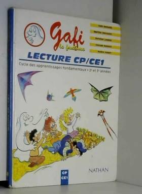 Gafi, CP-CE1. Livre de...