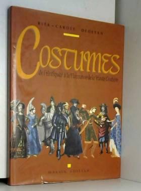Costumes de l'Antiquité à...