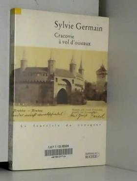 S. Germain - Cracovie à vol d'oiseau