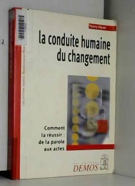 La conduite humaine du...