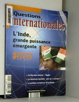 L' Inde , grande puissance...