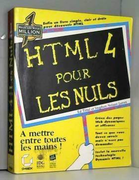 HTML 4 pour les nuls