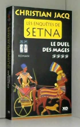 Les enquêtes de Setna -...
