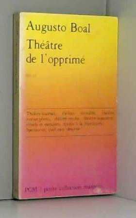 Théâtre de l'opprimé...