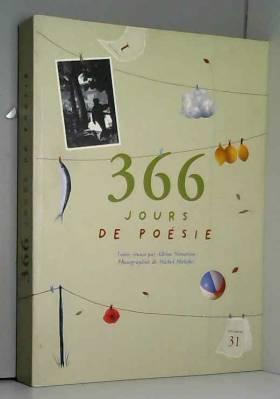 366 JOURS DE POESIE