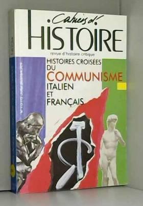 Cahiers d'Histoire, N°...
