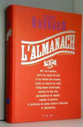 L'Almanach : Où l'on...