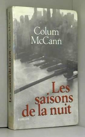 Peugeot Marie-Claude McCann Colum - Les saisons de la nuit