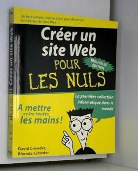 Créer un site Web pour les...