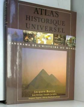 Atlas historique universel...