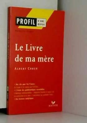 Le Livre de ma mère (Profil...