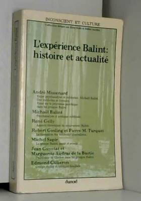 L'Expérience Balint :...
