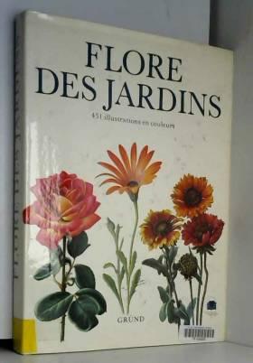 FLORE DES JARDINS